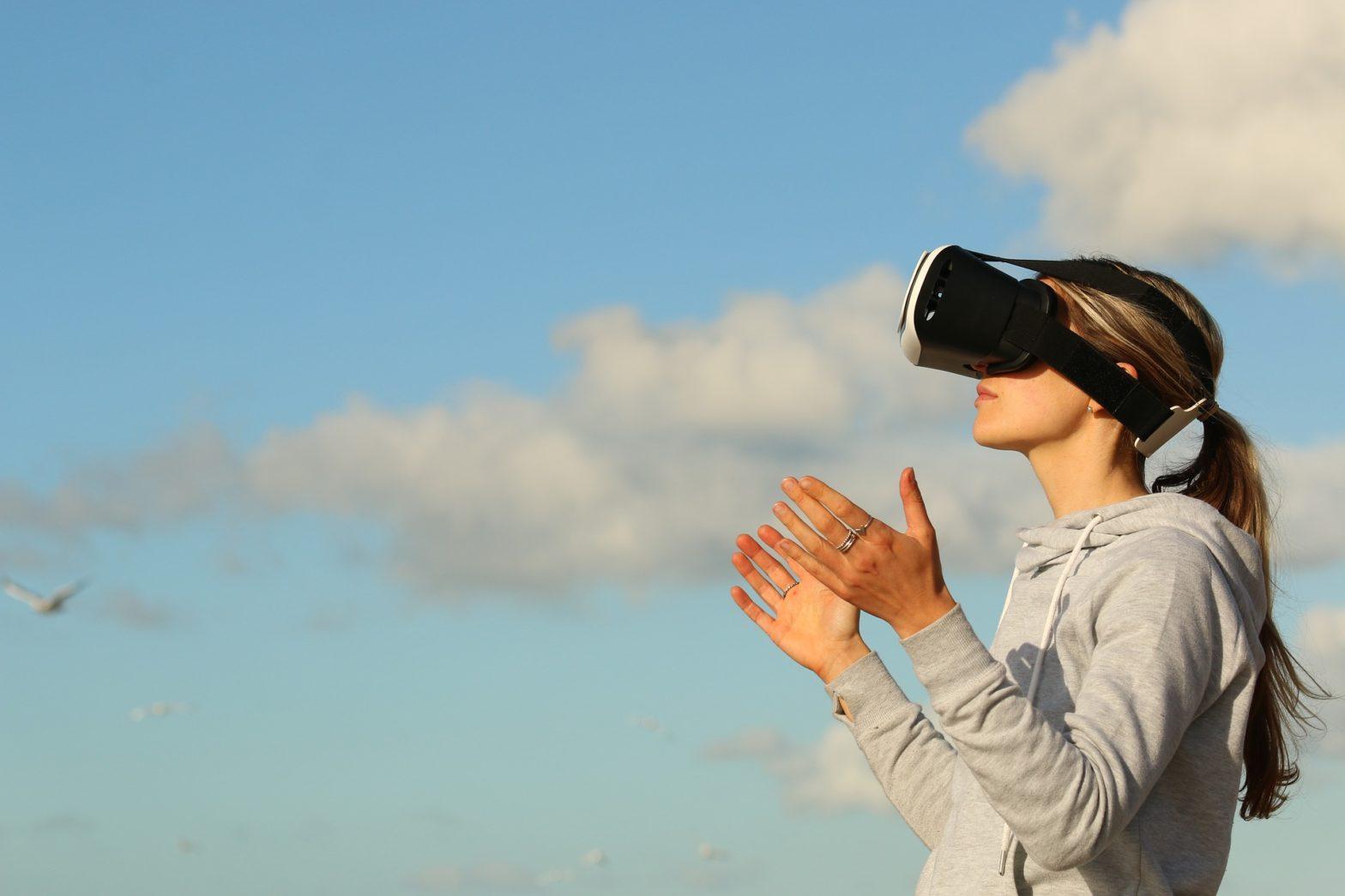 Le blog réalité augmentée Le Casque PlayStation VR SONY