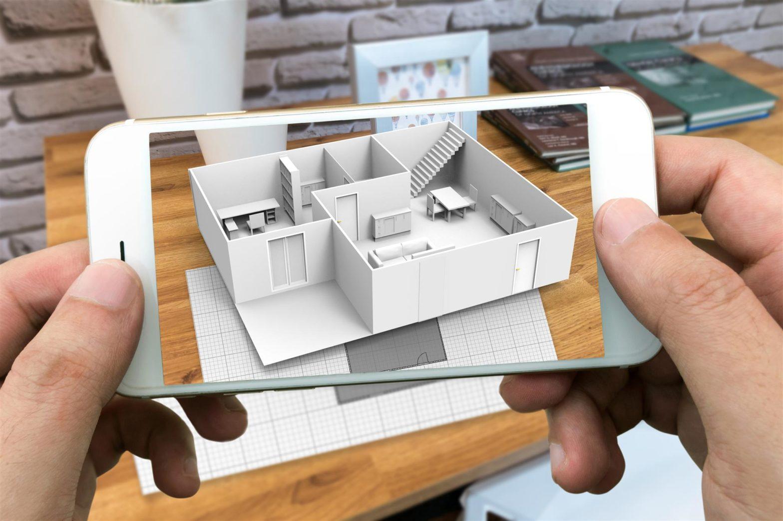 Le blog réalité augmentée Immobilier : la réalité augmentée