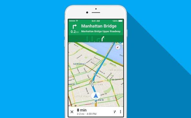 Le blog réalité augmentée Fini de se perdre : Google Maps permet désormais de naviguer en réalité augmentée