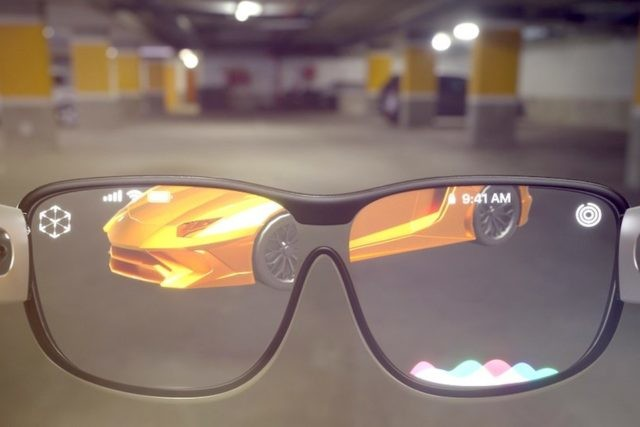 Le blog réalité augmentée Apple : les lunettes de réalité augmentée se dévoilent un peu plus dans le code d'iOS 13