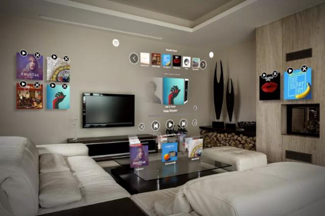 Le blog réalité augmentée Spotify s'allie à Magic Leap pour changer vos playlists grâce à la réalité augmentée