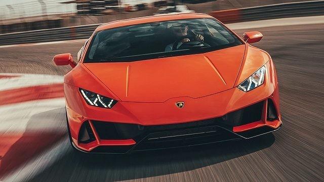 Le blog réalité augmentée Lamborghini révèle sa nouvelle Huracan EVO Spyder en réalité augmentée