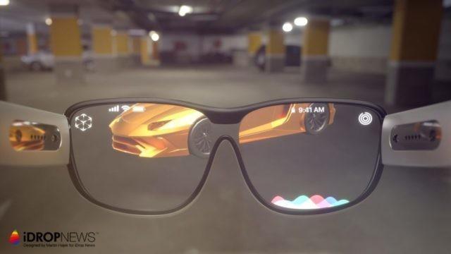 Le blog réalité augmentée Les Apple Glasses pourraient corriger les problèmes de vue sans verres correcteurs