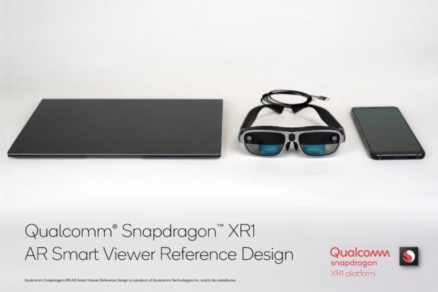 Le blog réalité augmentée Qualcomm accélère sur la réalité augmentée avec des premières lunettes AR