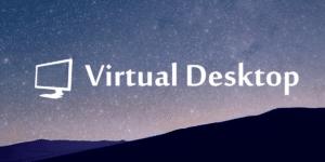 Le blog réalité augmentée Virtual Desktop disponible sur Quest : comment streamer votre PC sur le casque VR ?