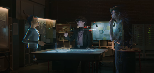 Le blog réalité augmentée Avec Mesh, Microsoft vient-il de présenter l'avenir de la communication en réalité mixte ?