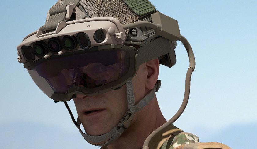 Le blog réalité augmentée Microsoft va équiper l'armée américaine de casque de réalité augmentée