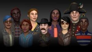 Le blog réalité augmentée Facebook : de nouveaux avatars Oculus plus personnalisables disponibles