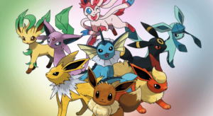 Le blog réalité augmentée Pokémon Go – Comment choisir l'évolution de Evoli
