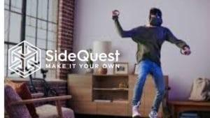 Le blog réalité augmentée SideQuest : une nouvelle application Android disponible pour le chargement de contenu