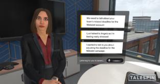 Le blog réalité augmentée Talespin vient d'annoncer une extension de sa bibliothèque de contenu