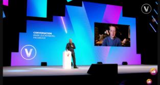 Le blog réalité augmentée La réalité augmentée peut remplacer l'art et les médias, selon Mark Zuckerberg