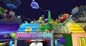 Le blog réalité augmentée Spacefolk City : le jeu de construction de ville en VR bientôt disponible