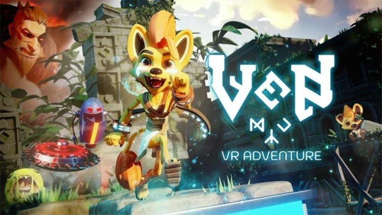 Le blog réalité augmentée Ven VR Adventure : le jeu de plateforme VR s'invite sur Oculus Quest
