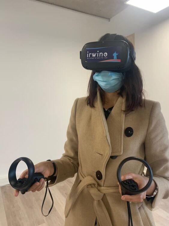 Le blog réalité augmentée SST VR, un outil qui révolutionne la formation au secourisme